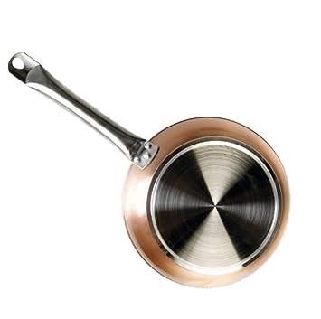 WeCook 10518 Sarten Antiadherente Induccion Vitrocerámica y Fogón, 18 cm, Sin PFOA ni BPA: Amazon.es: Hogar