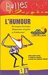 L'humour : 80 citations d'écrivains, d'humoristes, de poètes et d'adolescents par Givenchy/Neyret/R
