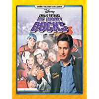 Disney's The Mighty Ducks Blu-ray