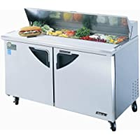 "Turbo Air (TST-60SD) - 60"" Sandwich & Salad Worktop Refrigerator – Super Deluxe Series- Restaurant Equipment"