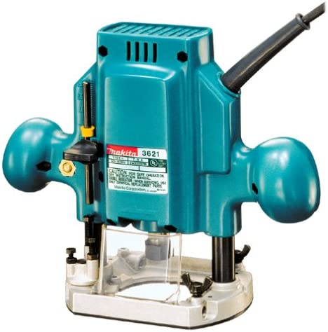 Makita 3621 1-1 4 HP Plunge Router Discontinued by Manufacturer