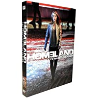 Homeland DVD Season 6 Six 4 Disc: