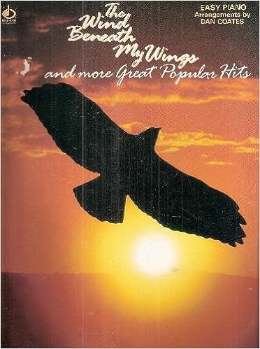 the wiind beneath my wings easy piano arrangement