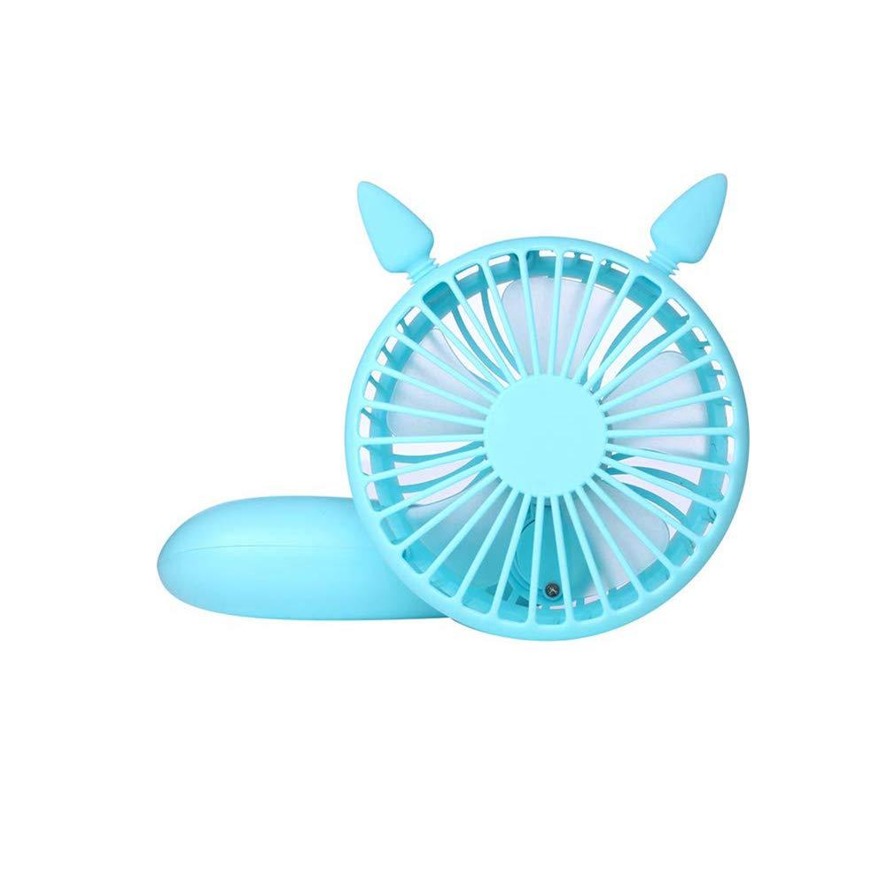 Handheld Fan Portable Personal Fans USB Rechargeable Fan Cooling Fan for Camping, Home, Travel, Office by Fan-wyx