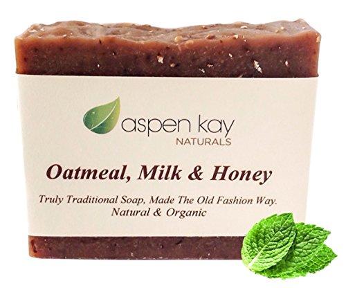 Oatmeal Soap Bar. With Organic Honey, Go - Handmade Bar Soap Shopping Results
