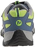 Merrell Kids' M-Moab FST Low a/C WTRPF Hiking Shoe
