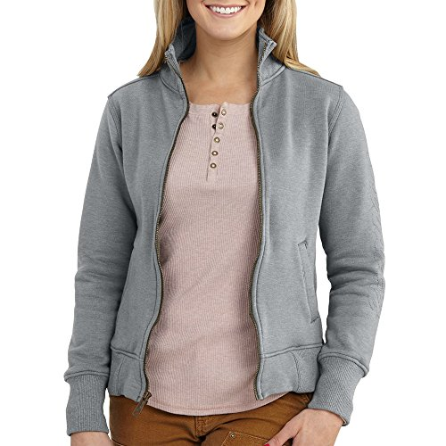Zip Front Mock Neck - 6