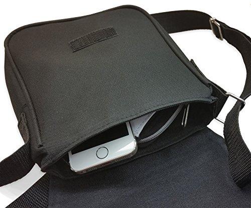 Borsa tracolla borsa spalla borsa di calcio gufo gufo Eulchen Calcio Calcio Giocatore con incisione di nomi kt113