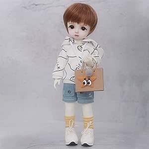 1/6 Boy BJD Doll 26.5Cm Full Set Action Figure Action Figure + Makeup + Accessory
