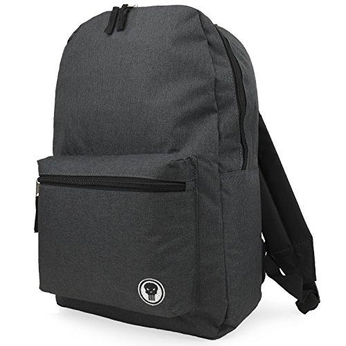 Logo Embroidered Backpack - Trendy Apparel Shop 17