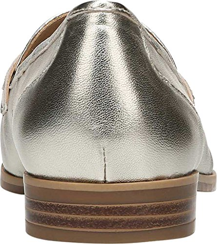 Loafer Leather Platina Women's Veronica Naturalizer Penny SztXw