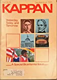 img - for Phi Delta Kappa - A Special Bicentennial Issue - September 1976 book / textbook / text book