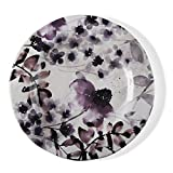Best TAG dinnerware set - tag - Watercolor Floral Melamine Dinner Plate, Durable Review