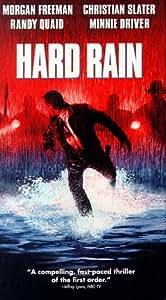 Hard Rain [VHS]