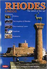 Rhodes: Lindos - The Island of the Sun (Greek Guides): N/a