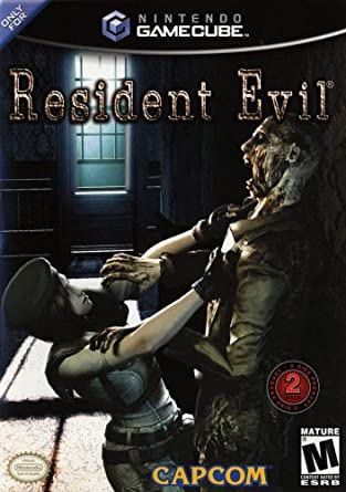 Amazon Com Resident Evil Gamecube Unknown Video Games