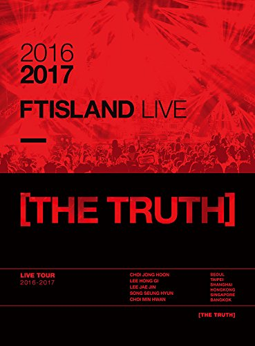 2016-2017 Ftisland Live (Asia - Import, 2PC)