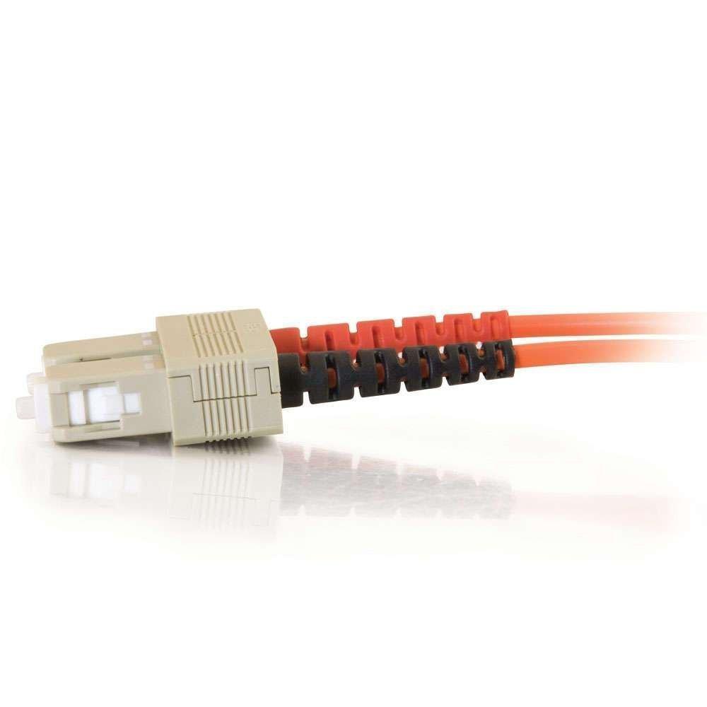 Cables To Go 10m Sc/sc Lszh Duplex 62.5/125 Multimode Fibre Patch Cable