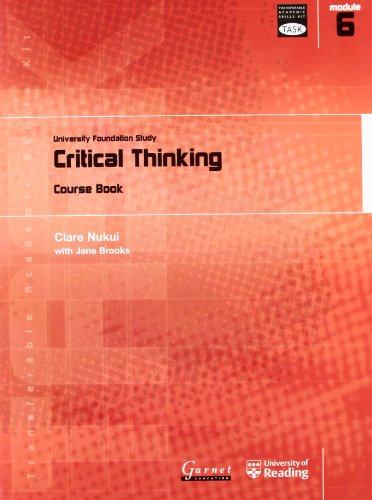 College courses in critical thinking