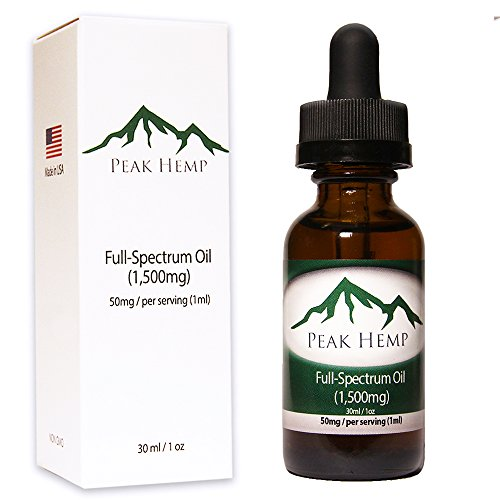 Peak-Hemp-Full-Spectrum-Oil-Hemp-Extract-1500mg-1-oz-bottle
