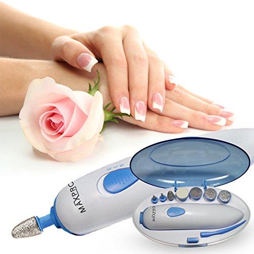 Electric Nail File Manicure Pedicure Set