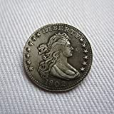 1802 USA Draped Bust Half Dimes Coins COPY