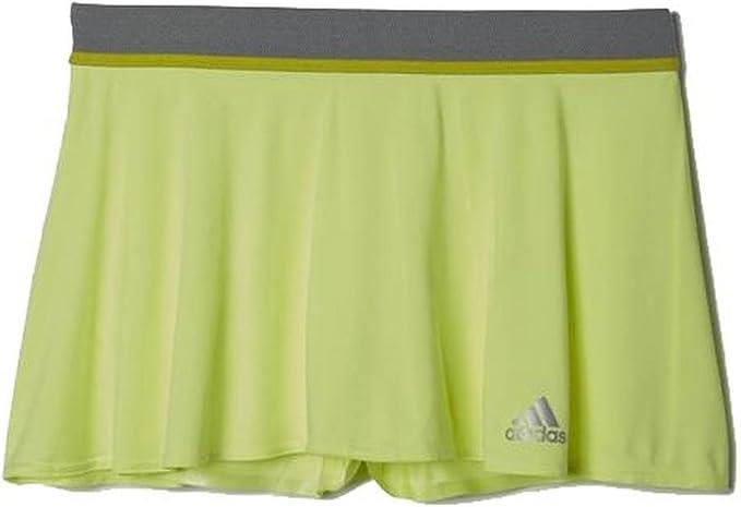 adidas Adizero Falda Pantalón de Tenis para Mujer Rock: Amazon.es ...
