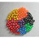 6x Sets of 10 Polyhedral Dice: Half a Pound of RPG / D&D Dice!