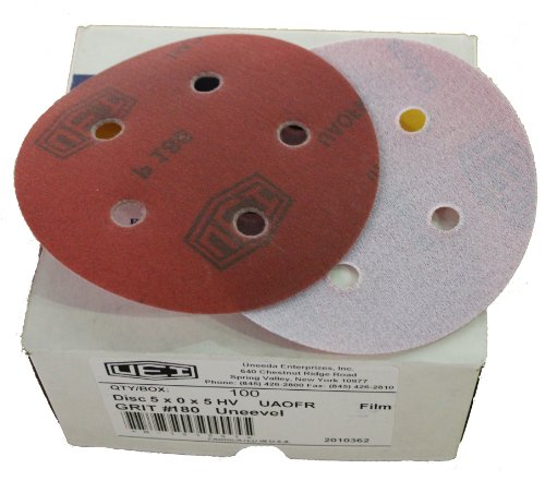 Uneeda Inc M-151551 M-151551 5-Inch x 5 Hole Vented HV No...