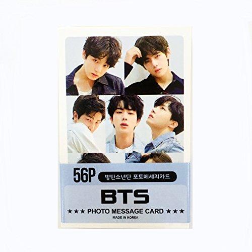 BTS Photocards New Version 56pcs