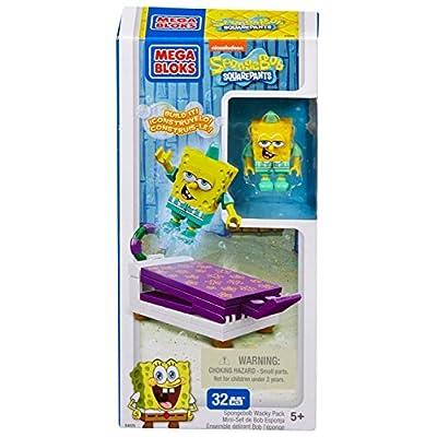 Mega Bloks SpongeBob Wacky Pack: Toys & Games