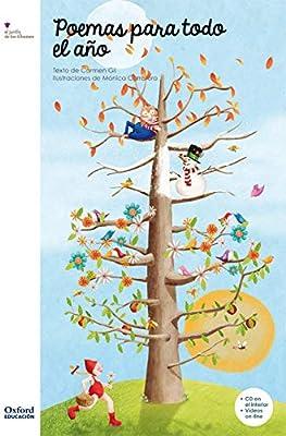 Poemas todo el año (El Jardín de Los Libros): Amazon.es: Gil, Carmen: Libros