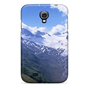 New Premium VWv6274XbWx Case Cover For Galaxy S4/ Mountain Terrarin Protective Case Cover