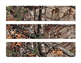 Real Tree RealTree camo edible cake strips cake topper decorations