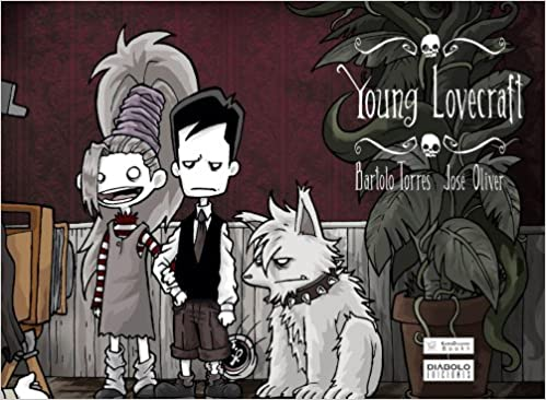 Book Young Lovecraft: Volume 3