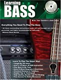 Learning Bass The Smart Way!, Rudy Sarzo, Tony Saunders, 0979692822
