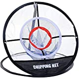 Golf Chipping Net 3-Layer Practice Net for Outdoor Indoor Backyard Easy to Carry and Foldable