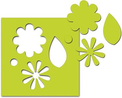 EK Success 54 30035 Tools Punch Flowers And Leaves