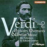 Preludes, Overtures, Ballet Music V2