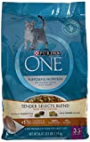 Purina One Tender Selects Blend With Real Chicken Dry Cat Food Pack Of 4 Review