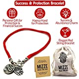 Silver Coin Charm for Success & Abundance with