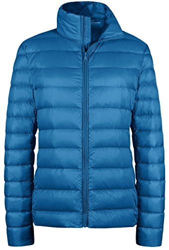 WOMEN'S TOP SELLING PACKABLE ULTRA LIGHT DOWN JACKET NOW ONLY $39.79!