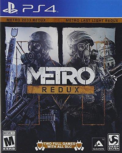 Metro Redux - PlayStation 4