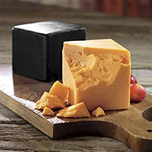 8-year Cheddar Cheese from Wisconsin Cheeseman
