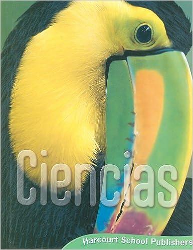 Mobi e-books descargas gratuitas Ciencias, Grade 3 0153476869 ePub