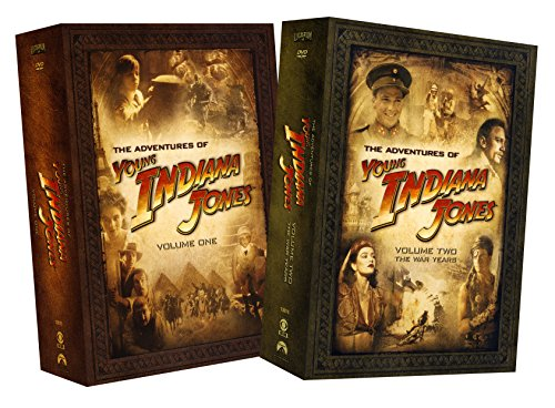 The Adventures of Young Indiana Jones (Volume 1 / Volume 2: The War Years)