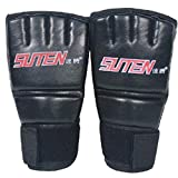 Franterd®MMA Muay Thai Training Punching Sparring Boxing Half Mitts