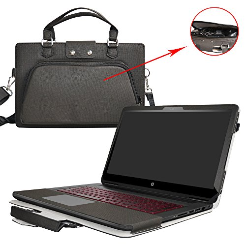 Inspiron 17 i5767 i5765 Case,2 in 1 Accurately Designed Prot