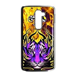 Tribal tiger Phone Case for LG G2 Case