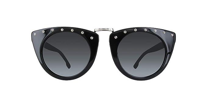 9f3aee0fda0c Amazon.com  Diesel Plastic Frame Smoke Lens Ladies Sunglasses ...